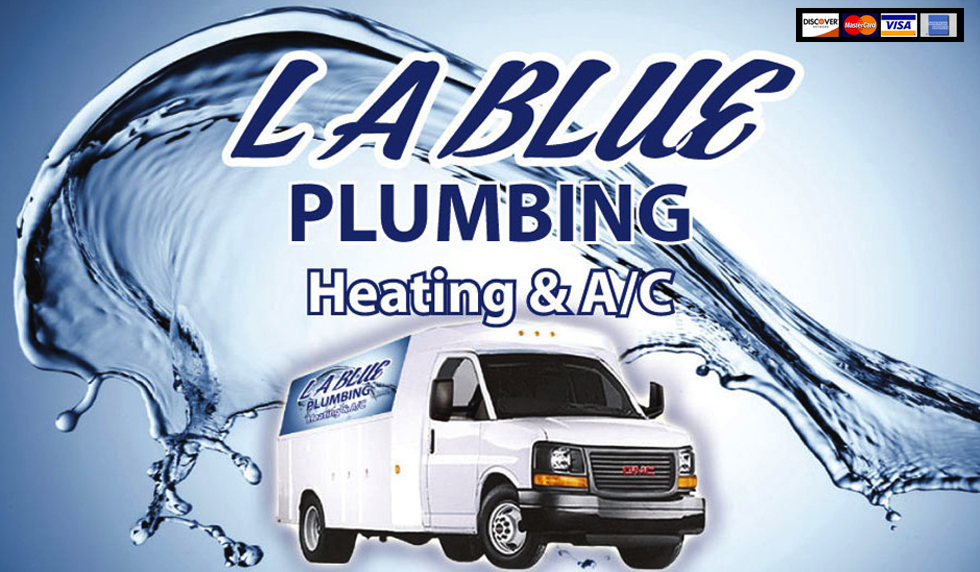 LA Blue Plumbing
