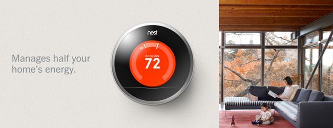 LA Blue Plumbing and Heating AC uses Nest Thermostats